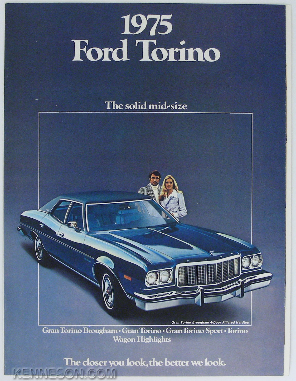 Ford 1975 Torino Sales Brochure Ebay Gran Sport Thanks For Viewing Our Auction