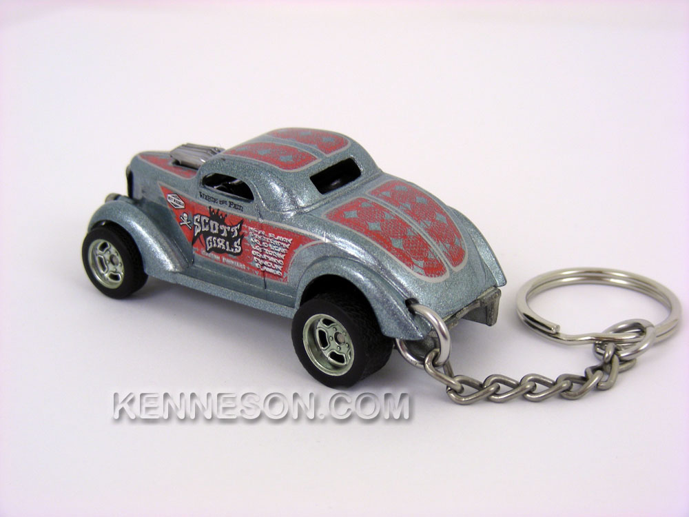 Custom keychain hot wheels garage 30 car set neet streeter for Garage neet
